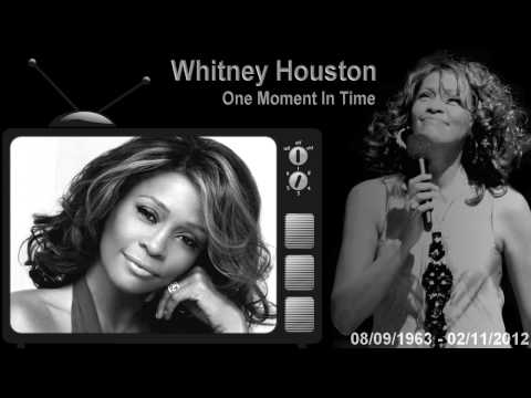 one moment in time Whitney Houston