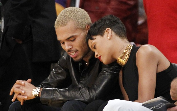 rihanna e chris