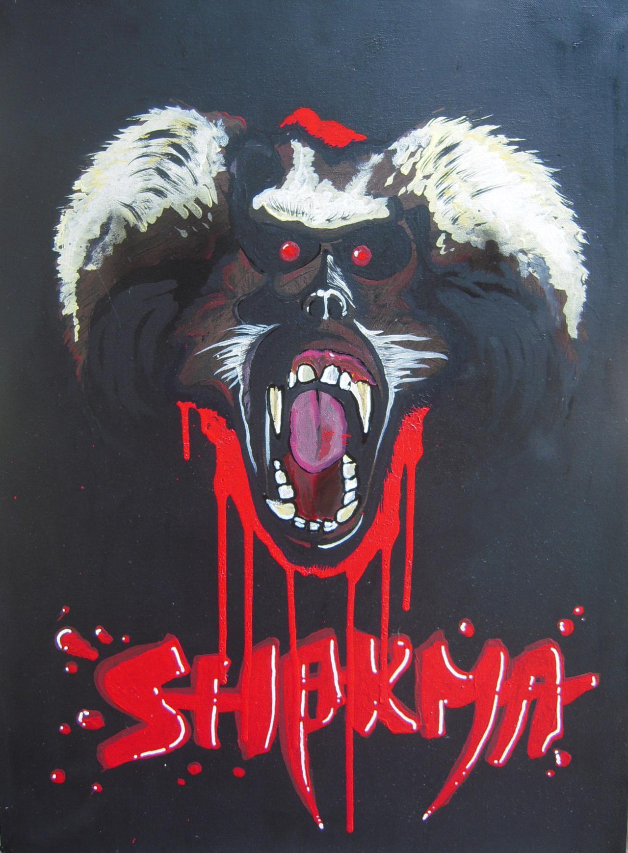 Shakma: A fúria assassina - 1990