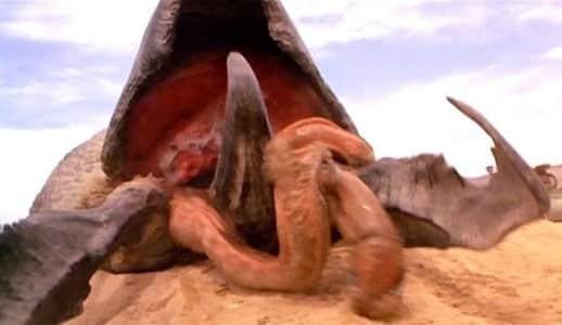 O ataque dos vermes malditos