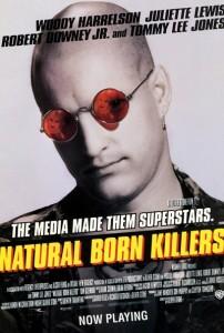 assassinos por natureza poster