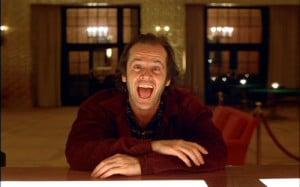 Jack Nicholson O Iluminado