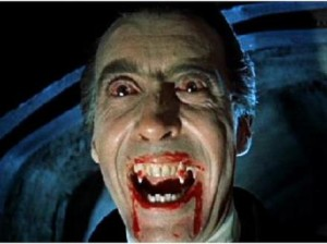 Christopher Lee O vampiro da noite