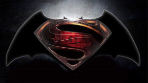 batman e superman logo