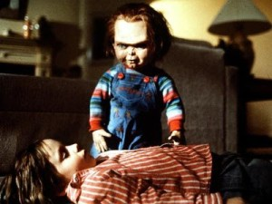 "Cena de ""Child's Play (Brinquedo Assassino)"" de 1988"
