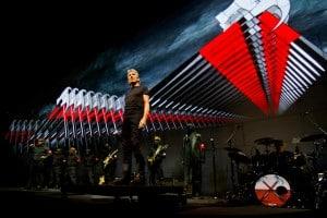 Roger Waters atualmente