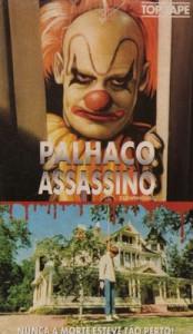 Capa do VHS