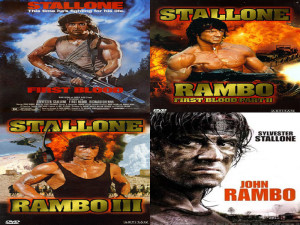 filmes do Rambo
