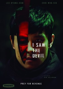 "Cartaz de ""I Saw the Devil"""