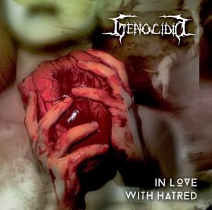 """Capa de """"In Love With Hatred"""": bela e assustadora ao mesmo tempo"""