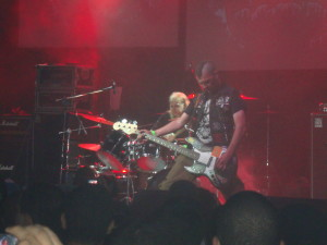 Um punk com alma Death Metal. Frank Healy (Benediction)