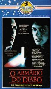 Capa do VHS do filme