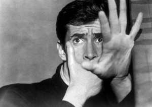 Anthony Perkins (Norman Bates) - Psicose/Psycho
