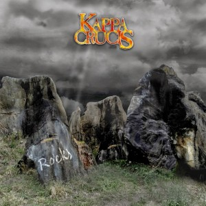 """Rocks"", novo álbum do Kappa Crucis"