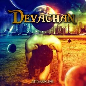 """Bela capa de """"Andarilho"""", primeiro trabalho do Devachan"""
