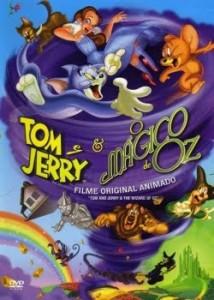 Tom e Jerry e o Magico de Oz