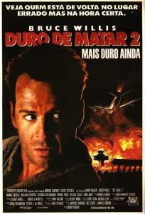 """Tensão em dobro em """"Duro de Matar 2"""" (Die Hard 2/1990)"""
