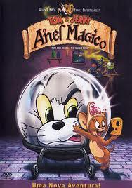 tom e jerry o anel magico