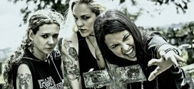 Nervosa: as mais Thrash do mundo!