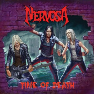"""Time of Death"", primeiro ep do Nervosa"