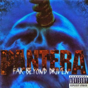 "Capa de ""Far Beyond Driven"""