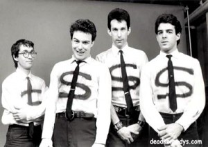 Dead Kennedys banda punk