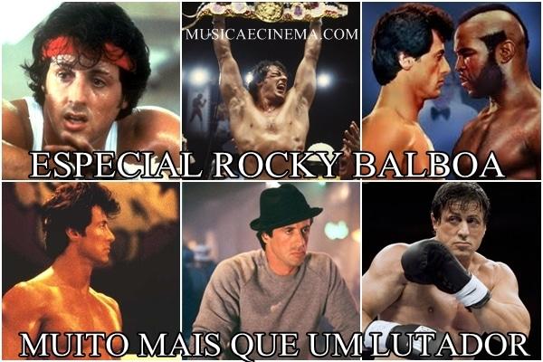Especial Rocky Balboa