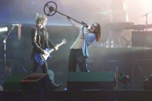 Axl Rose rock in rio 2001