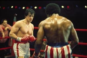 rocky um lutador