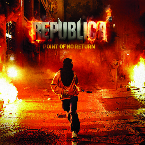 Point Of No Return - Republica