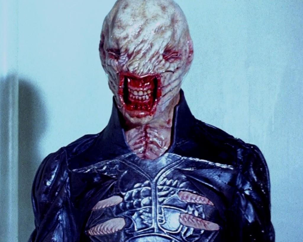 Chatterer, um dos horripilantes Cenobitas.