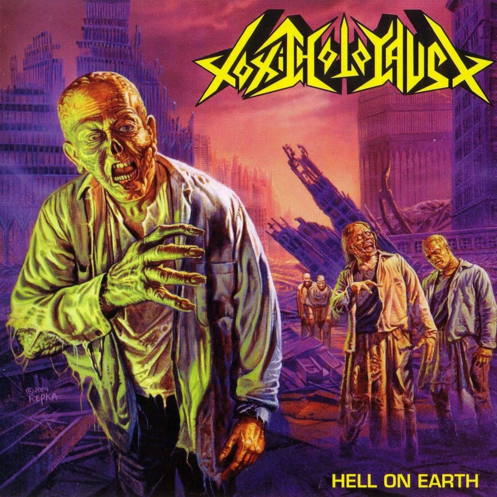 2005 - Hell on Earth