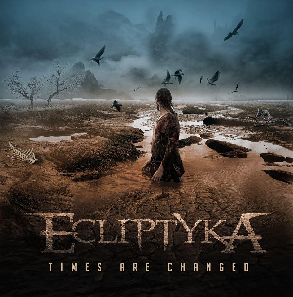 "Capa do novo álbum ""Times are Changed"""