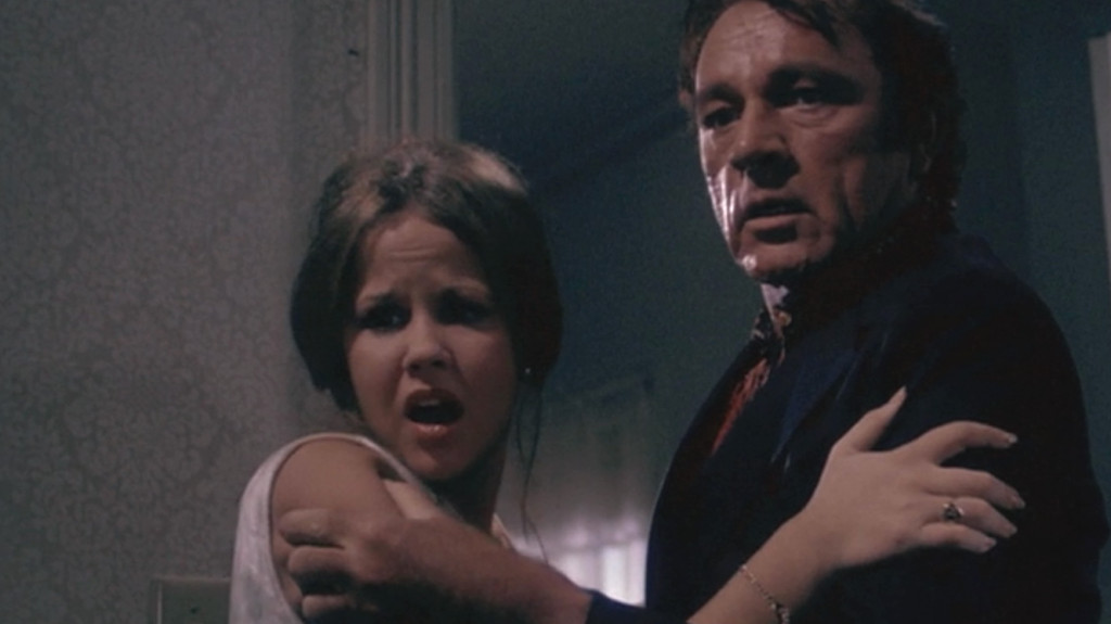 O exorcista II Richard Burton e Linda Blair
