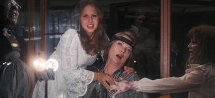Linda Blair em O Exorcista II