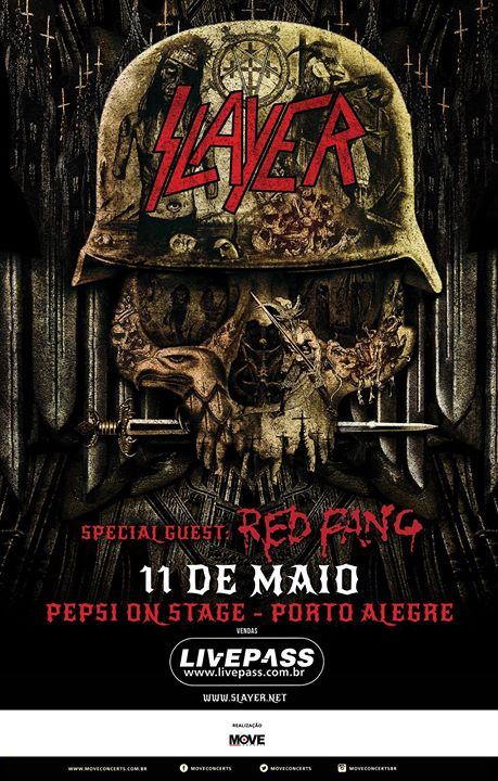 slayer porto alegre