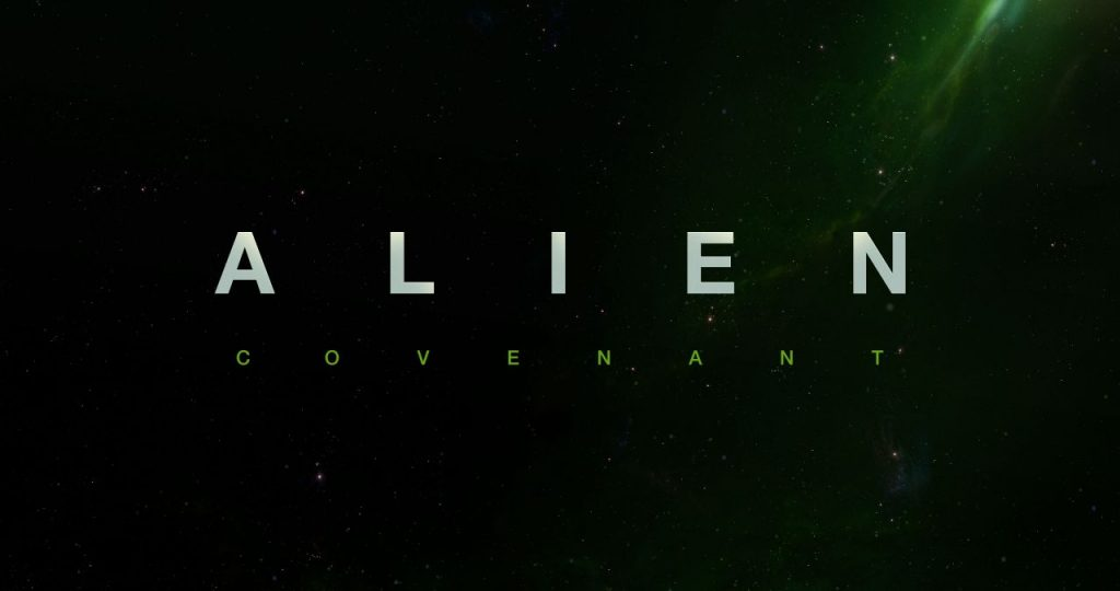 trilha sonora Alien: Covenant