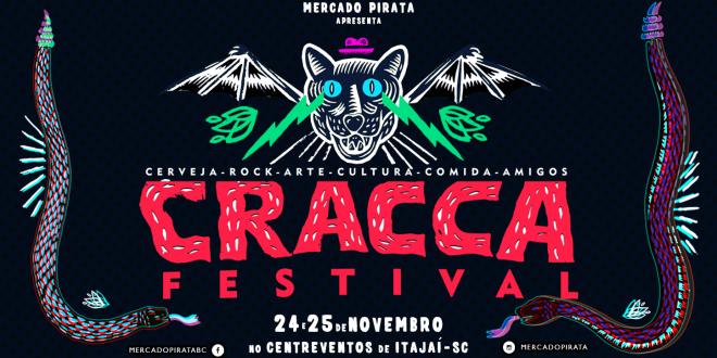 CRACCA Festival anuncia CJ Ramone e promete agitar Santa Catarina