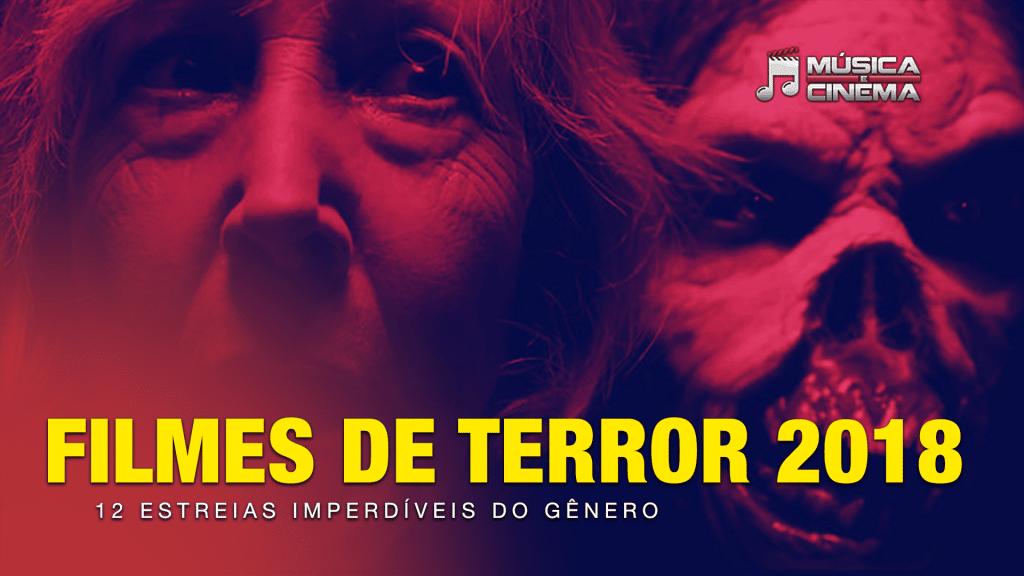 filmes de terror 2018